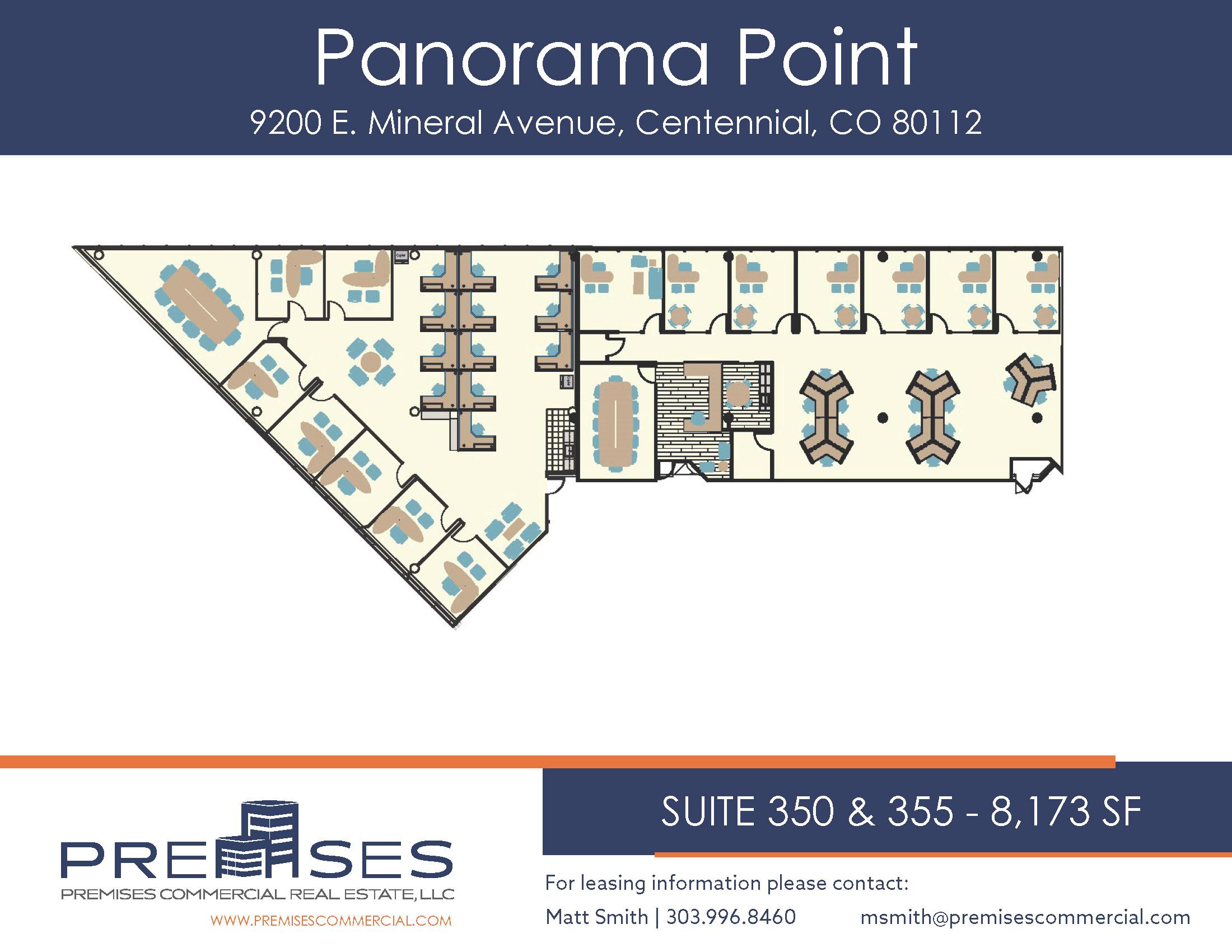 Spec Suite 350 & 355 - 8,173 sf