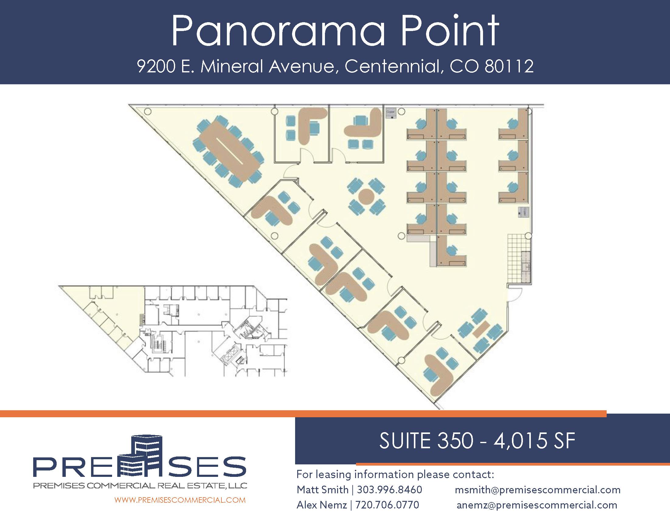 Spec Suite 350 - 4,015 sf