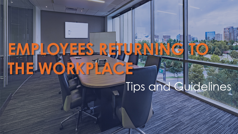 Workplace Tips and Guidelines