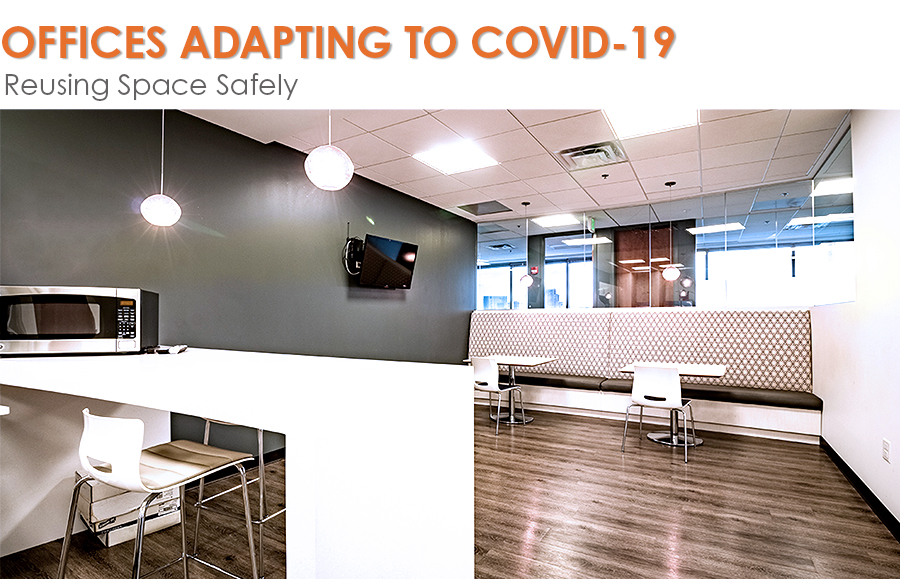 Offices Adapting to Covid-19