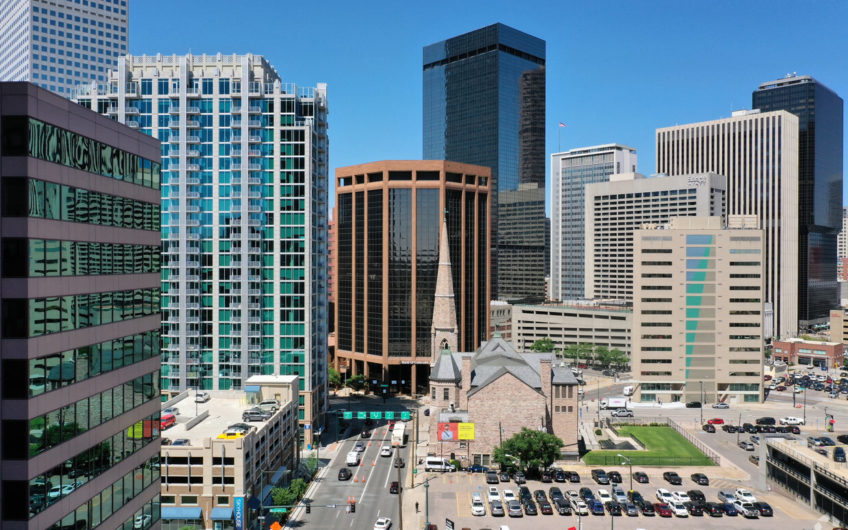 Downtown Denver Office Space