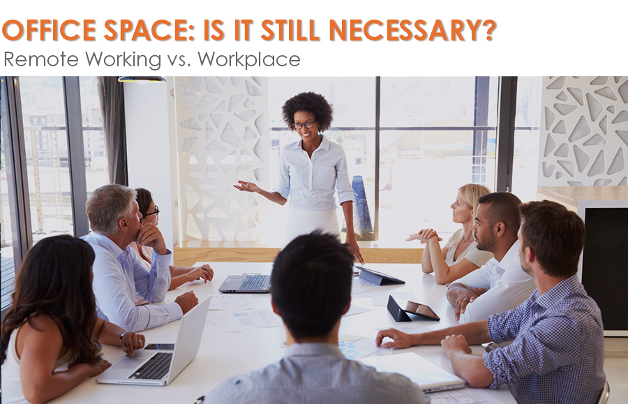 Office Space - Necessary