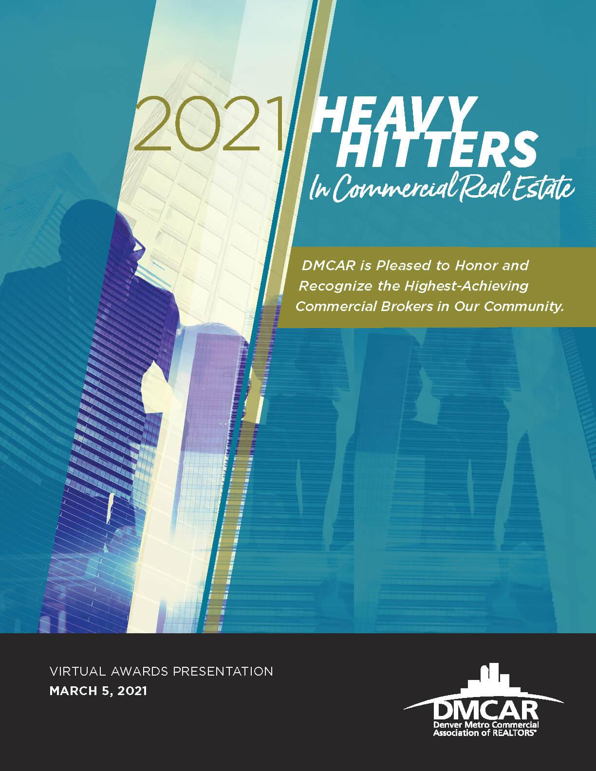 2021 Heavy Hitters