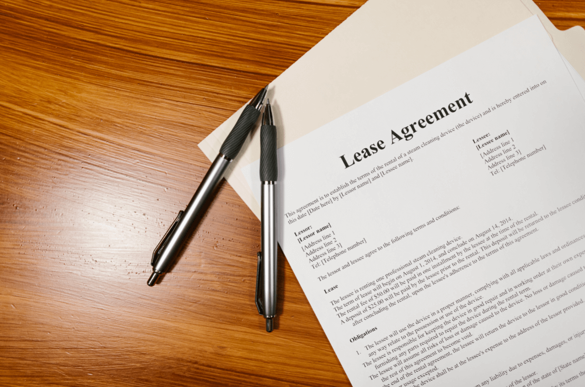Denver Office Space Lease Agreements